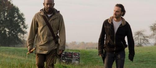 The Walking Dead : Lennie James annonce une trahison surprenante dans la seconde partie de la saison !