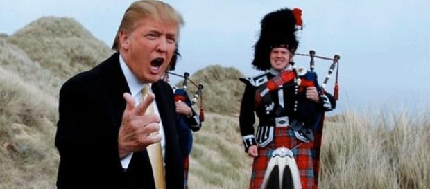 Alex Salmond, ex-premier ministre écossais, espère sans trop y croire que la présidence mettra un peu de jugeote et pondération dans la tête de Trump