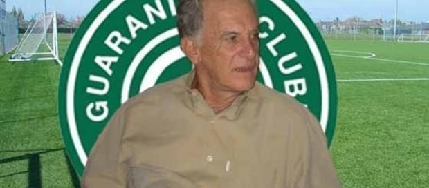 Carlos Aberto Silva conduziu o Guarani à sua maior glória