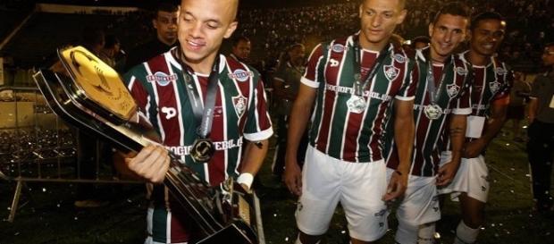Em 2017, Fluminense lutará por bi da Copa da Primeira Liga (Foto: Arquivo)