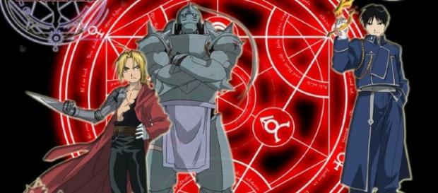 FullMetal Alchemist, series de anime que hay que ver
