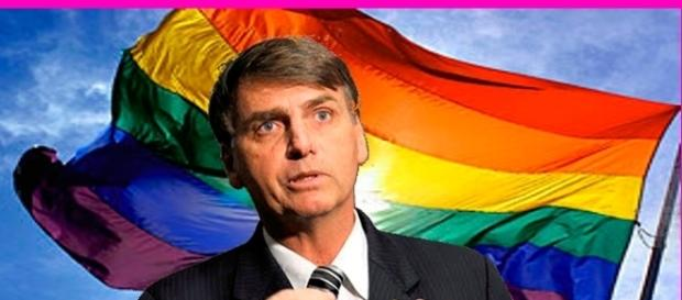 Bolsonaro: querido por homossexuais ou temido?