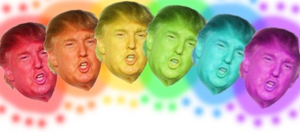 Wo ist der Siebte Trump? [blastingnews picture archives]