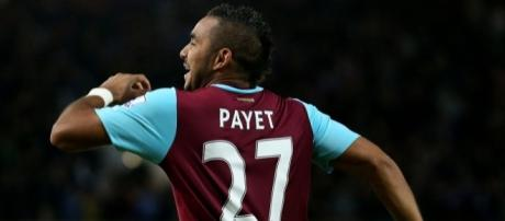 West Ham's Dimitri Payet used to work in a clothes shop - proof ... - mirror.co.uk