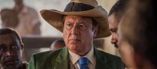 Ator Antônio Fagundes esteve no elenco da novela 'Velho Chico'
