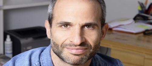 Diego Kerner autor de Lunes Felices