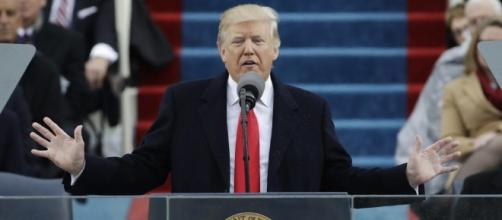Donald Trump, sworn in as US President, ... - hindustantimes.com