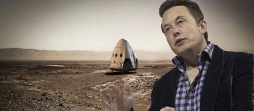 Elon Musk wants SpaceX Mars astronauts to dress as SUPERHEROES ... - mirror.co.uk