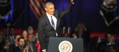 In His Farewell, Barack Obama Subtweets Donald Trump - theringer.com