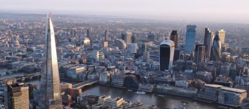 Londres vu d'en haut - CC BY --