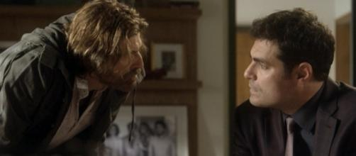 Pedro e Ciro em 'A Lei do Amor' (Divulgação/Globo)