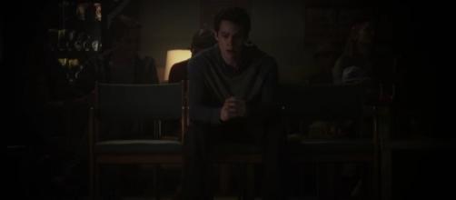 Stiles (Dylan O'Brien) in 'Teen Wolf'/Photo via screencap, 'Teen Wolf'/CBS