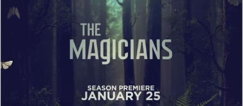 The Magicians season 2 - photo screencap from television promos via Youtube