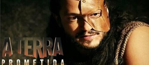 Tobias é o Monstro Hebreu em 'A Terra Prometida'