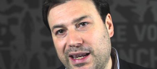 Tomaso Montanari, critico d'arte e vice presidente di Libertà e Giustizia