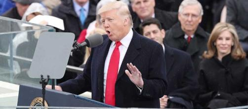 Trump Sworn In As 45th President, Vows To Make 'America First ... - investors.com