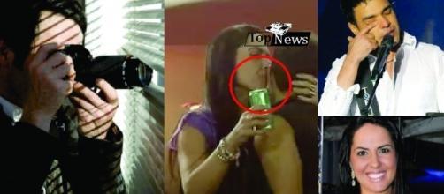 Zezé Di Camargo diz em entrevista que pagou detetive para investigar Graciele