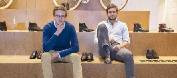 Álvaro Sasiambarrena y Eugenio Sáiz son los dos jóvenes que le han ... - abc.es