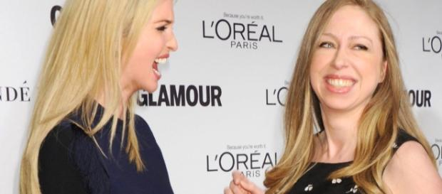 Chelsea Clinton Opens Up About Her Communication With Ivanka Trump - Photo: Blasting News Library - eonline.com