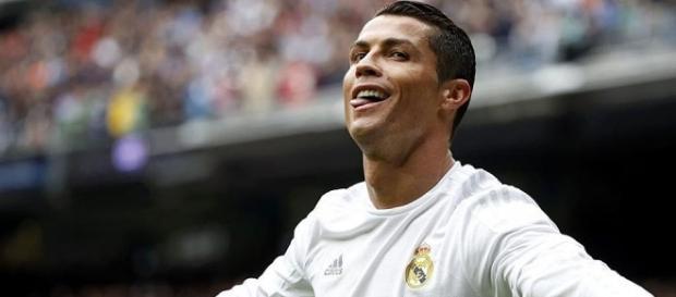 Cristiano Ronaldo, craque do Real Madrid