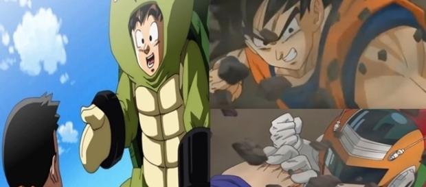 Dragon Ball Super 75: Goku vs Gohan