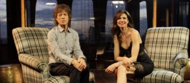 Ex-mulher de Mick Jagger não respondeu ao pedido de perdão da apresentadora brasileira