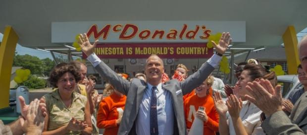 First Poster for Michael Keaton McDonald's flick 'The Founder ... - awardswatch.com