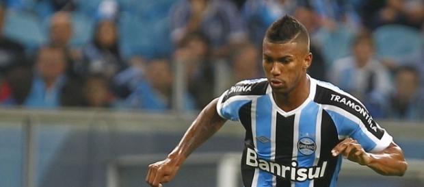 Grêmio acerta a venda do volante Walace para o Hamburgo (Reprodução/Lucas Uendel)