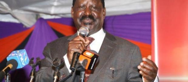 I Will Not Kneel Down and Beg for a Pension - Raila   Mwakilishi.com - mwakilishi.com