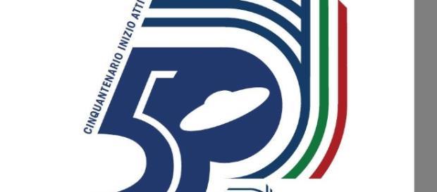 Il logo del cinquantesimo del CUN