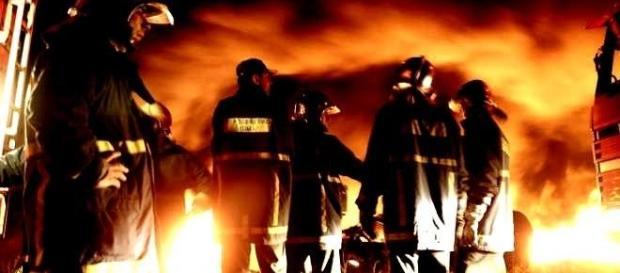 Incendiu devastator la Clubul Bamboo din Capitală