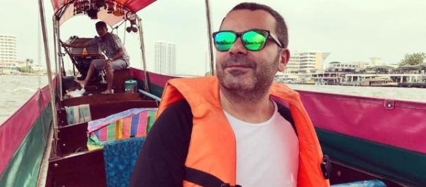 Jorge Javier Vázquez desconecta de su frenético ritmo de trabajo ... - bekia.es