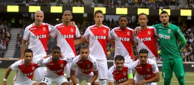 l'Association Sportive de Monaco Football Club (ASM) en 2016