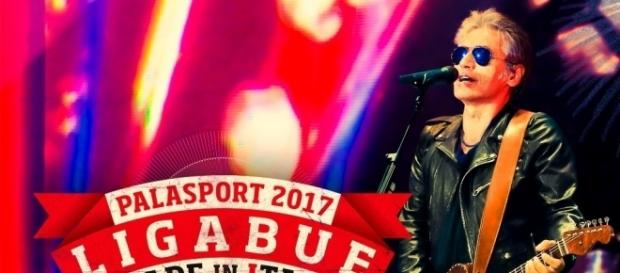 "Ligabue tour ""Made in Italy - Palasport 2017"""