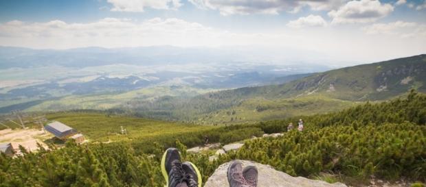 Outdoor trekking, sport di avventura