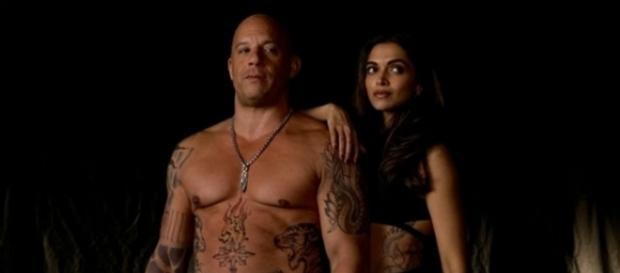 Vin Diesel revela que voltou a sorrir nesse filme.