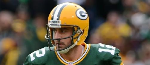 Aaron Rodgers (Credit: Mike Morbeck - wikimedia)