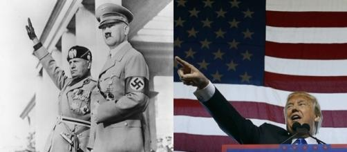 Papa Francesco paragona Trump a Hitler