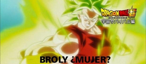 Broly mujer: la sorpresa de Dragon Ball Super