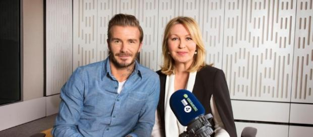 David Beckham will guest on Desert Island Discs to mark the 75th anniversary