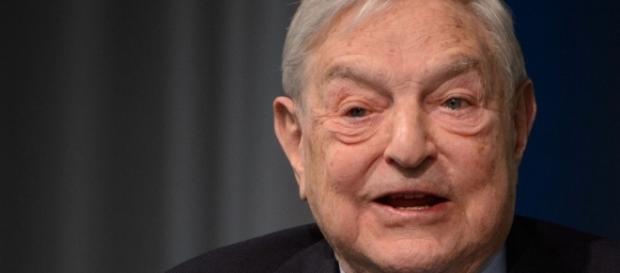 Der Strippenzieher: George Soros. (Fotoverantw./URG Suisse: Blasting.News Archiv)