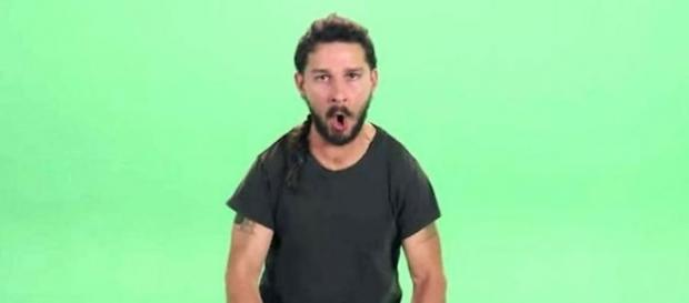 Green scream: The top 10 Shia LaBeouf motivational mashup videos ... - cnet.com
