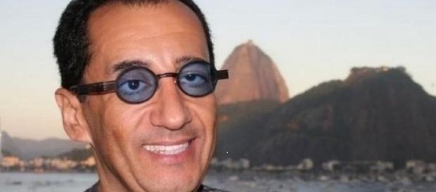 Imagem do jornalista e vereador Jorge Kajuru