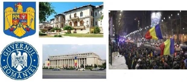 Manifestațiile de stradă sunt speculate de putere și opoziție