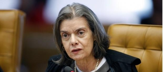 Presidente do Supremo Tribunal Federal (STF), Cármen Lúcia