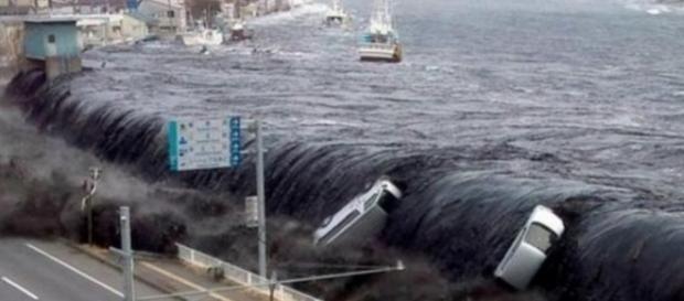 Tsunami fortíssimo é registrado - Google