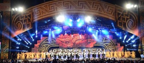 57º edición, Festival Nacional de Folklore de Cosquín-2017