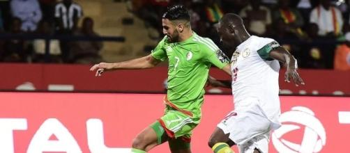 Africa Cup of Nations: Riyad Mahrez and Islam Slimani set for ... - thesun.co.uk