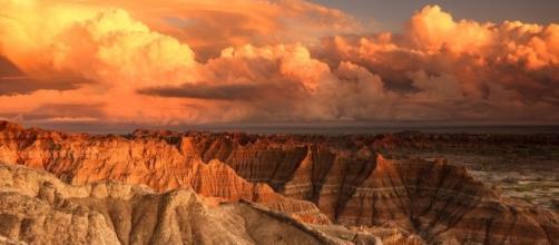 Badlands, South Dakota -- National Geographic Travel Daily Photo - nationalgeographic.com