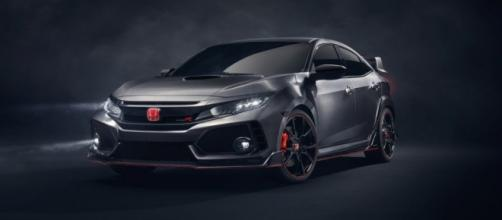 Ecco la nuova Honda Civic Type-R - evo magazine - evomagazine.it